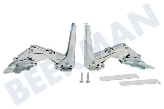 bosch 481147 00481147 scharnier metall 2er set. Black Bedroom Furniture Sets. Home Design Ideas