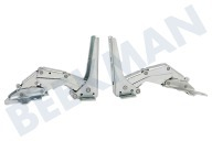 492680, 00492680 Scharnier Metall, 2er-Set