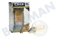 474482 Calex LED Vollglas Filament Kugellamp Klar 3,5W 350lm