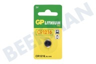 GP 0601216C1  CR1216 Lithium CR1216 CR1216