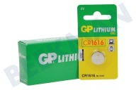 GP 0601616C1  CR1616 Lithium CR1616 CR1616 DL1616