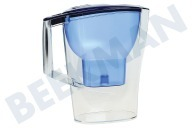 Brita 1024023  Wasserkanne Fill & Enjoy Aluna Cool Blue 2,4 Liter