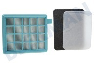 Philips 432200493801  Filter Hepa-Filter 146x126x35mm FC8470, FC8471, FC8472, FC9322, FC9531