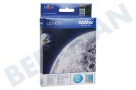 Brother LC1000C  Druckerpatrone LC 1000 Cyan/Blau DCP130C, DCP330C