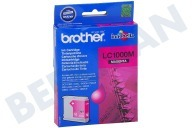 Brother LC1000M  Druckerpatrone LC 1000 Magenta/Rot DCP130C, DCP330C