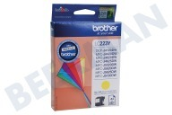 Brother BROI223Y LC-223Y  Druckerpatrone LC-223 Yellow MFC-J4120DW, MFC-J4420DW, MFC-J4620DW