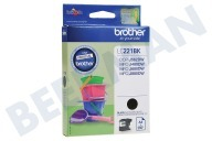 Brother 2449895 LC-221BK  Druckerpatrone LC221 Black DCP-J562DW, MFC-J480DW, MFC-J680DW, MFC-J880DW