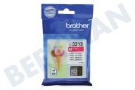 Brother 2920053 LC-3213M  Druckerpatrone LC3213 Magenta DCP-J772DW, DCP-J774DW, MFC-J890DW, MFC-J895DW