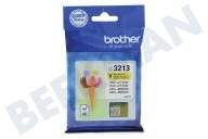 Brother 2920054 LC-3213Y  Druckerpatrone LC3213 Gelb DCP-J772DW, DCP-J774DW, MFC-J890DW, MFC-J895DW