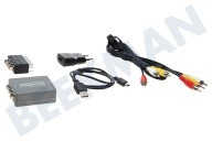Marmitek 25008264  08264 Connect AH31 AV zu HDMI