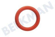 Saeco 996530059399  O-Ring Silikon, rot DM = 13mm SUB018