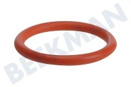 Saeco 996530059406 NM01.044  O-Ring Silikon, rot DM = 40mm SUP018, SUP031