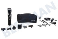 Wahl  09854-616 Lithium-Ionen-All in One Grooming Kit Trimmer 17-teilig