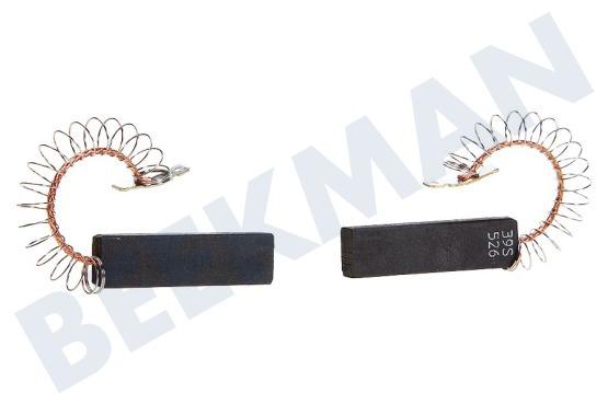 bosch 605694 00605694 kohleb rsten set 12 x 5 mit feder. Black Bedroom Furniture Sets. Home Design Ideas