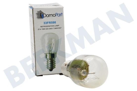 Kühlschrank E14 : De dietrich fr lampe w e kühlschrank t