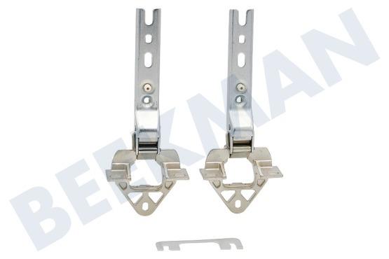 Bosch Kühlschrank Scharnier : Bosch 268698 00268698 scharnier kurz metall 2 stück