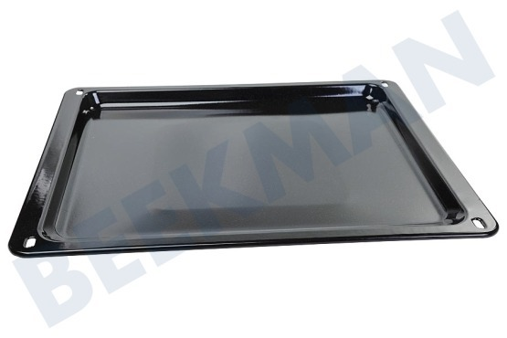 ikea 3423981061 backblech emailliert schwarz ofen mikrowelle. Black Bedroom Furniture Sets. Home Design Ideas